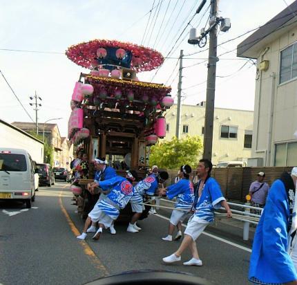 亀崎・お祭り