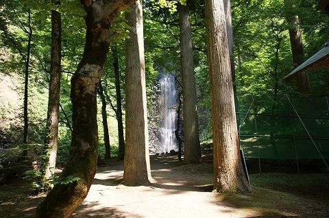 玉簾の滝DSC05028