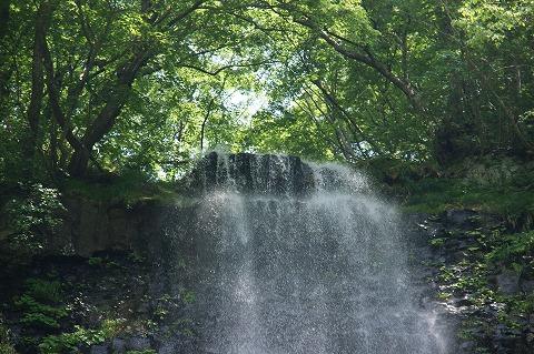玉簾の滝DSC05039
