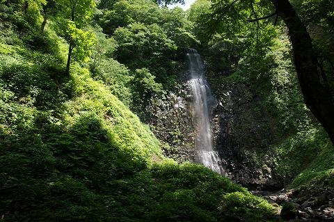 玉簾の滝DSC05050