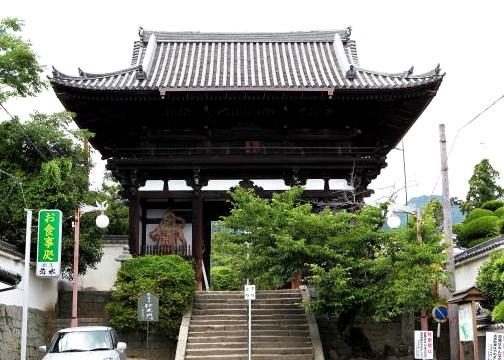 当麻寺・山門