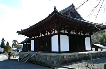 当麻寺・金堂