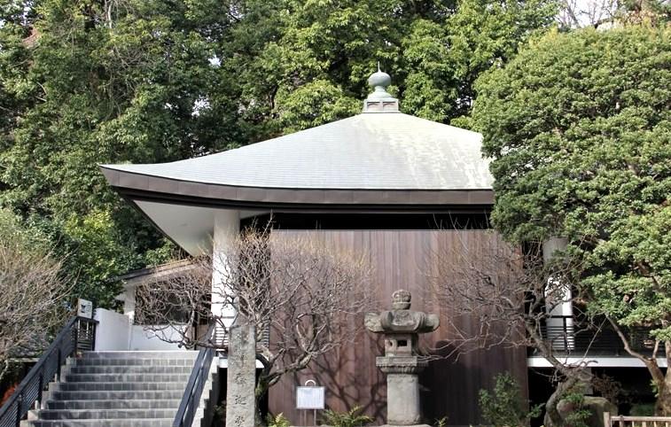 深大寺・釈迦堂