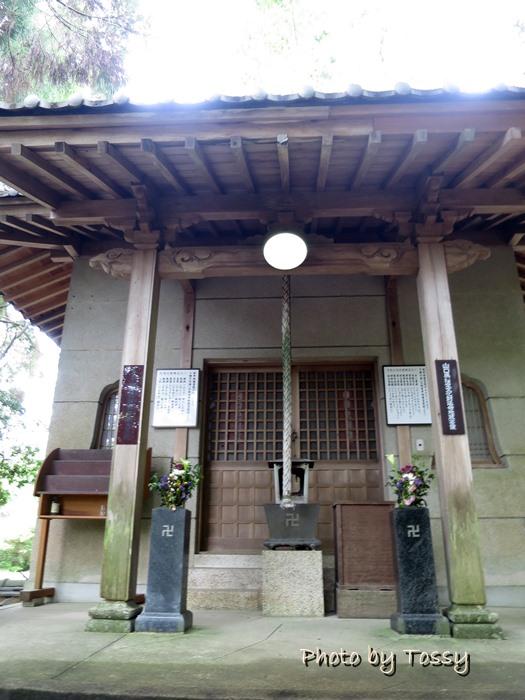 功山寺地蔵堂