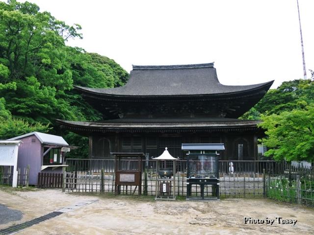 功山寺国宝仏殿