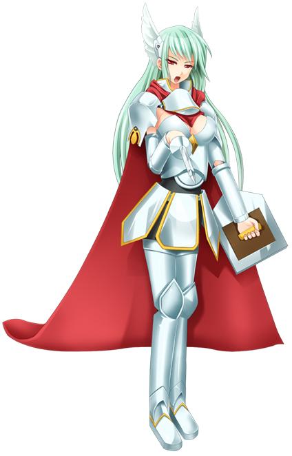 女騎士(完成