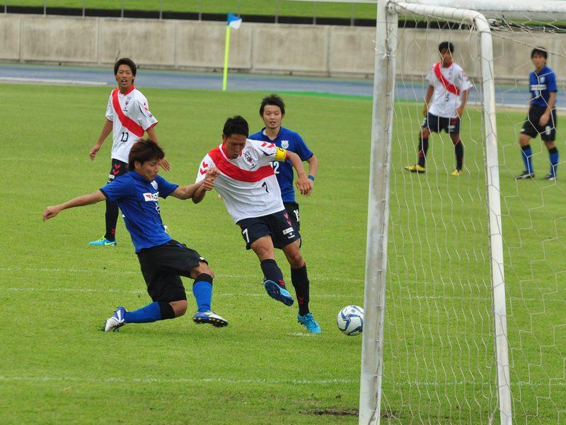 2015東海リーグ第8節vs矢崎バレンテ-1