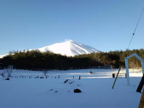 H27.1.2浅間山
