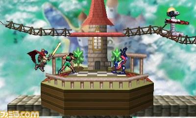 スマブラ3DS新ステージ (1)