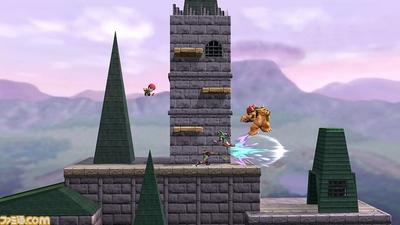 スマブラ3DS新ステージ (2)