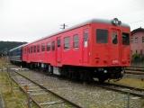 天竜浜名湖鉄道天竜二俣駅 キハ20-443