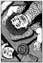 おスナックママ・惰眠(ブログ用縮小)