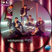 MY NAME 4th Single Album汎用