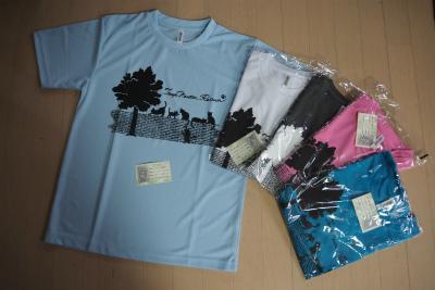 P6090821 大阪の田中さんより(Tシャツ5枚)