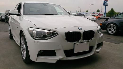 S様BMW車検