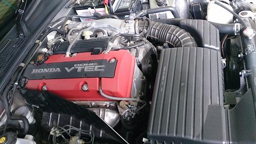 S2000VTECエンジン