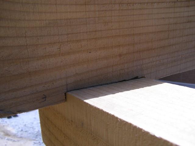 垂木と横木0626