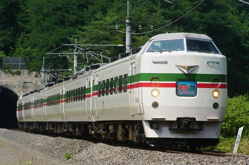 2015年8月2日 明科~西条にて (4)