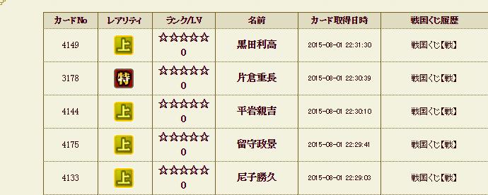 くじ履歴18