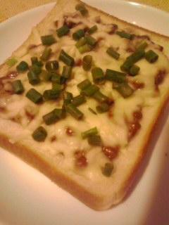納豆チーズ