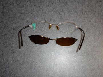 2世代前のメガネ・オプション