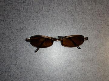 2世代前のメガネ・オプション装着