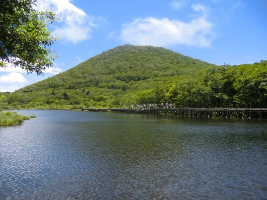 覚満渕から小地蔵岳