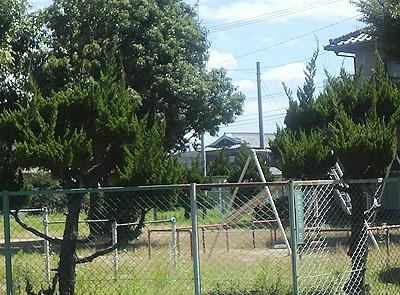 とある住宅街の公園2