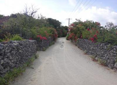 竹富島の風景4
