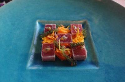 星のや竹富島 夕食10