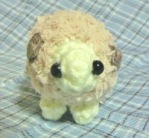 20150102あみぐるみ羊4号1