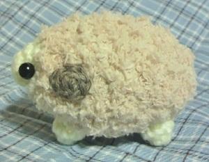 20150102あみぐるみ羊4号2