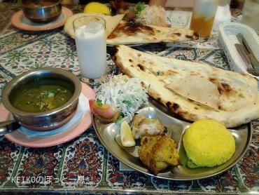 インドカレーの外食