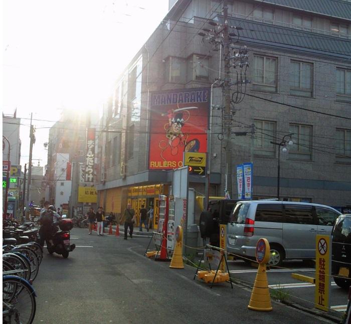 2015年7月24日 名古屋へ 2