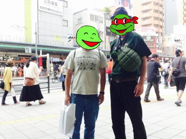 2015年8月8日 大阪遠征001