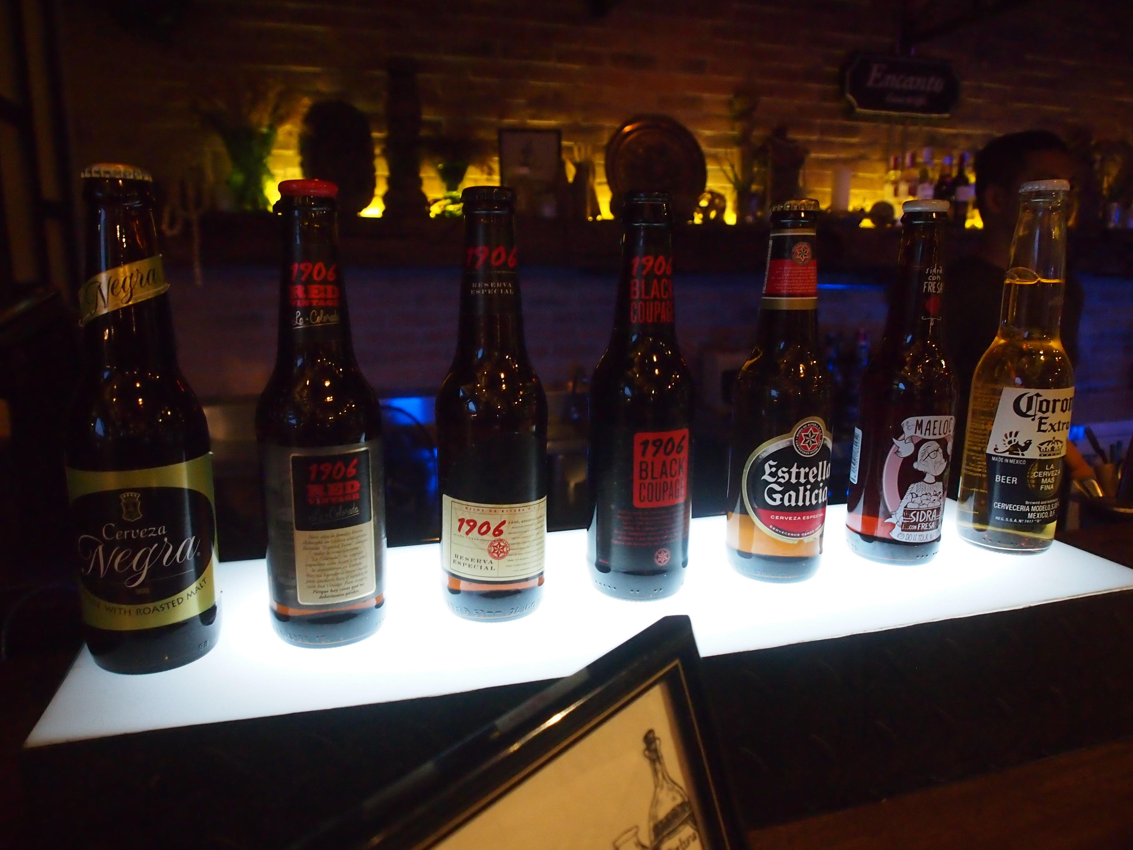 ナガ女子会・ビール