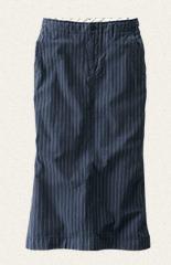 ロングスカートストライプ3990円