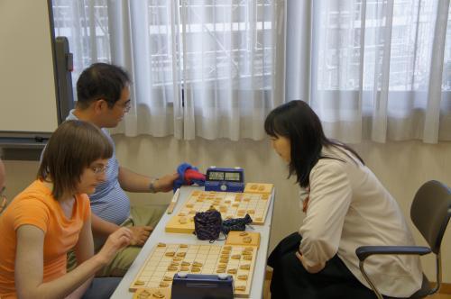 カロリーナin深川棋遊会