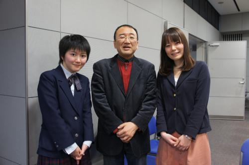 藤田香川さんと一緒