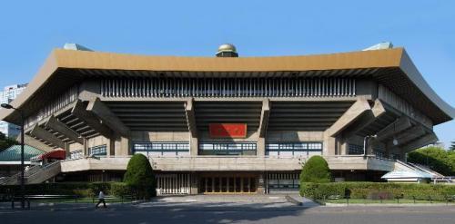 日本武道館a