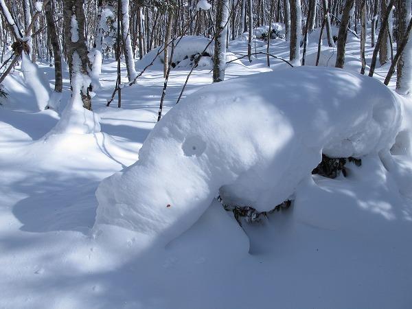雪の芸術3