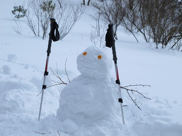 雪の芸術5