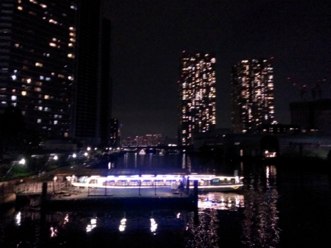 386夜景