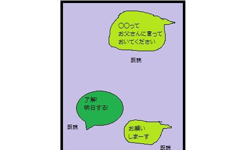 兄弟の会話