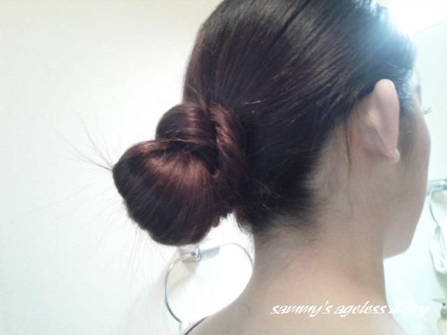 まとめ髪2-4