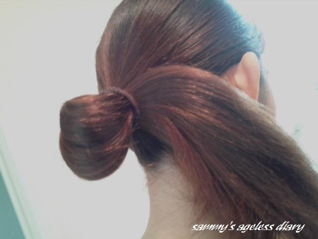 まとめ髪2-5