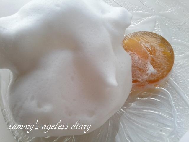 琉泊 月桃スキンケア 洗顔