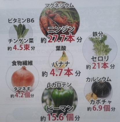 青汁畑 パンフ1