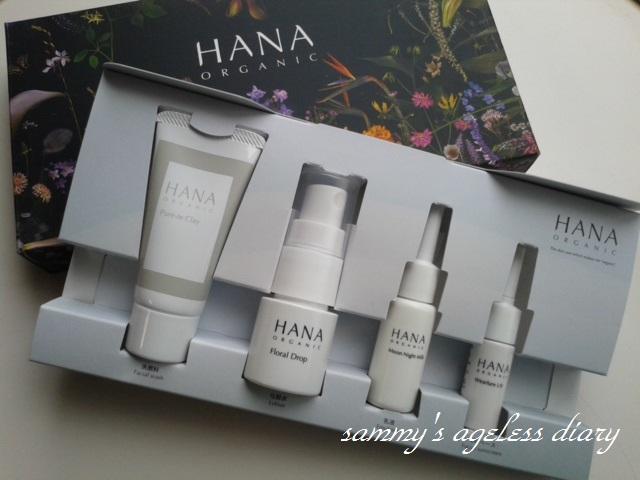 HANAオーガニック トライアル2