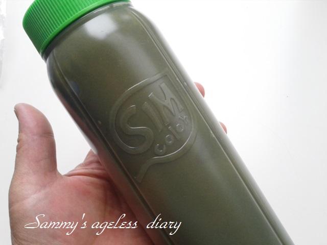 シムカラーEX ヘナ ボトル